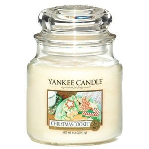 BRAND NEW Yankee Candle Christmas Cookie Candle